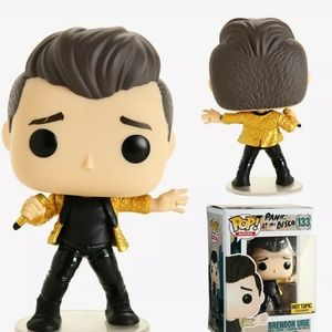 Brendon Urie Funko With case